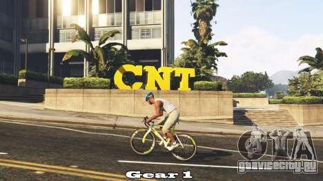 Ручная коробка передач для GTA 5