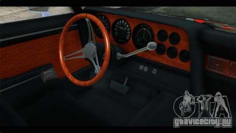 Ford Gran Torino для GTA San Andreas вид справа