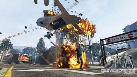 Angry Planes v1.2 для GTA 5