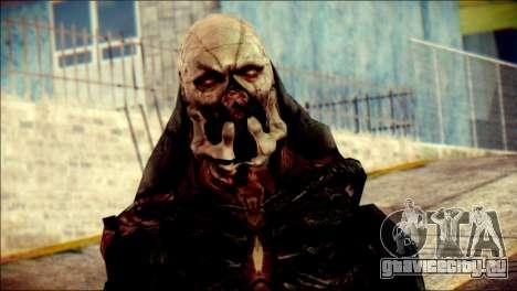 Verdugo Resident Evil 4 Skin для GTA San Andreas третий скриншот