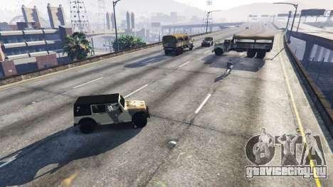Солдаты при 5 звёзда для GTA 5 второй скриншот