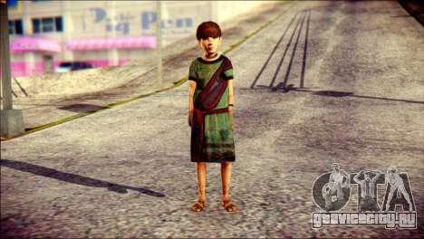 Child Vago Skin для GTA San Andreas
