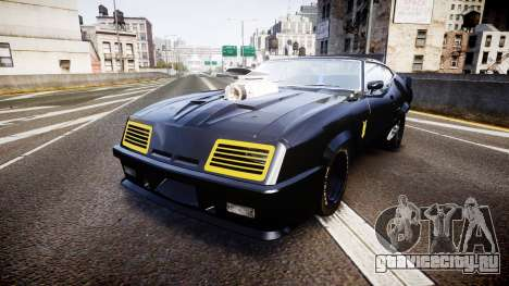 Ford Falcon XB GT351 Coupe 1973 Mad Max для GTA 4