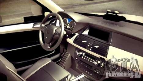 BMW X5 Kent Police RPU для GTA San Andreas вид справа