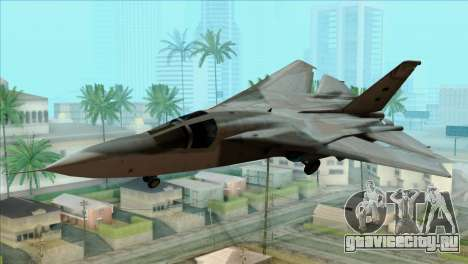 General Dynamics F-111 Aardvark для GTA San Andreas
