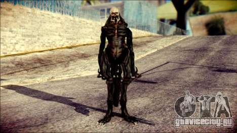 Verdugo Resident Evil 4 Skin для GTA San Andreas