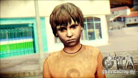Joshua Shepherd SH Homecomimg для GTA San Andreas третий скриншот
