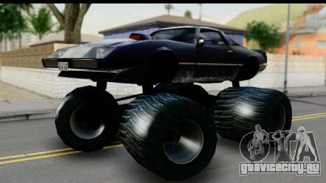 Monster Phoenix для GTA San Andreas