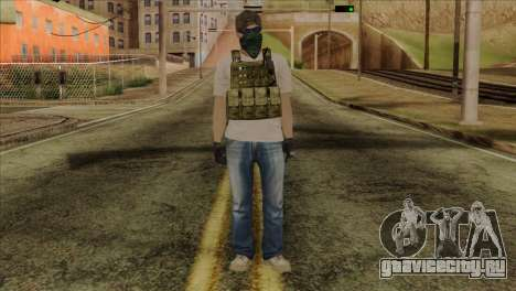 Sniper from PMC для GTA San Andreas