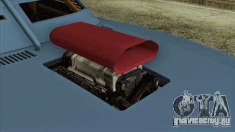 GTA 5 Imponte Dukes ODeath HQLM для GTA San Andreas вид сзади