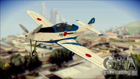 P-39N Airacobra JASDF Blue Impulse для GTA San Andreas