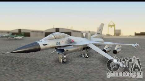 F-2A Zero White для GTA San Andreas
