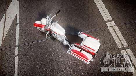 GTA V Western Motorcycle Company Sovereign POL для GTA 4 вид справа