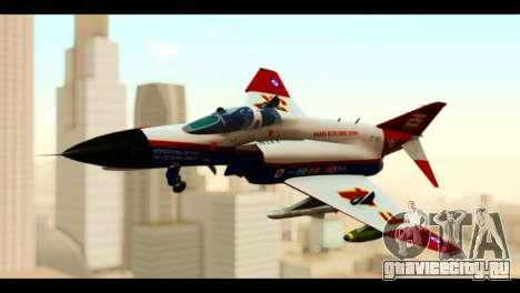 McDonnell Douglas F-4E Phantom II для GTA San Andreas