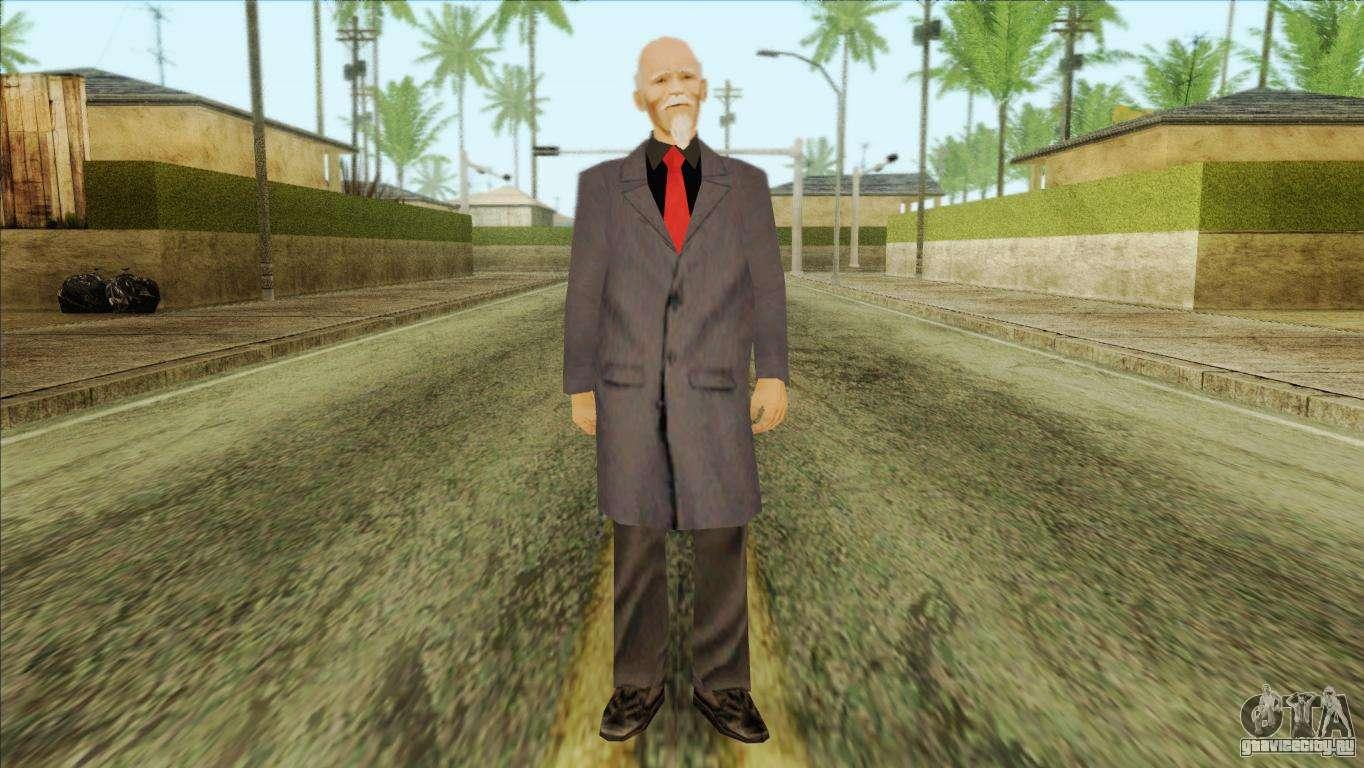 Скачать моды для gta san andreas, добавляющие в игру новых персонажей на замену старым
