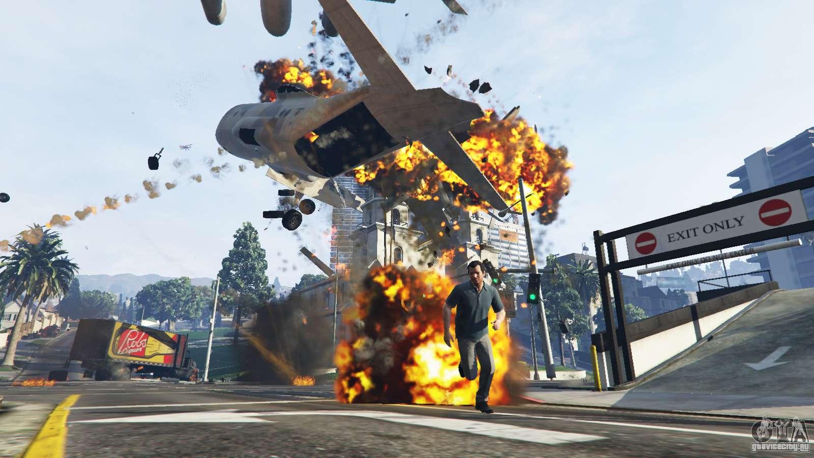 Car Explosions Games