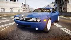 Dodge Challenger RT 2006 Pursuit Vehicle [ELS] для GTA 4