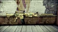 M4A1 Transformer CrossFire для GTA San Andreas