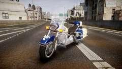 GTA V Western Motorcycle Company Sovereign QC