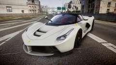 Ferrari LaFerrari 2013 HQ [EPM] для GTA 4