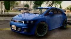 GTA 5 Dinka Blista