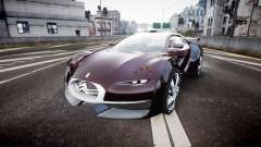Citroen Survolt для GTA 4