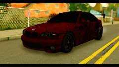 BMW 330 Tuning Red Dragon для GTA San Andreas
