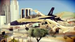 FA-18D Hornet RCAF для GTA San Andreas