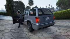 Стиль GTA 4 выхода из транспортного средства