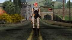 Regina DinoCrisis Skin для GTA San Andreas