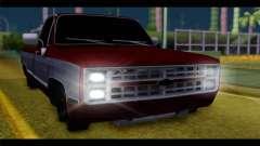 Chevrolet C10 Low для GTA San Andreas