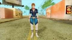 Dead Or Alive 5 LR Kasumi Fighter Force