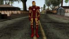 Iron Man Mark 43 Svengers 2 для GTA San Andreas