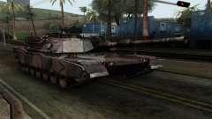 M1A2 Abrams Autumn Camo