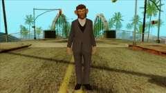 Skin from GTA 5 для GTA San Andreas