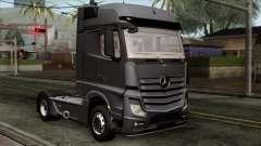 Mercedes-Benz Actros MP4 Euro 6 для GTA San Andreas