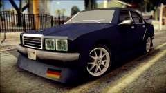 Sentinel GT для GTA San Andreas