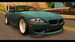 BMW Z4M Coupe