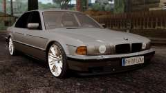 BMW 750iL E38 Romanian Edition для GTA San Andreas