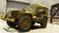 Ford Willys 1942