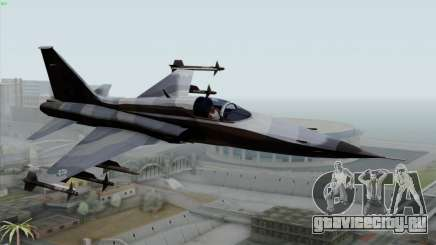 Northrop F-5E Tiger II Wardog Squadron для GTA San Andreas