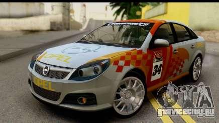 Opel Vectra седан для GTA San Andreas