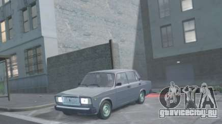 ВАЗ 2107 Сток для GTA 4