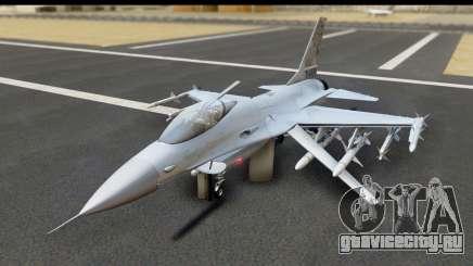 F-16C Polish Air Force Tigers для GTA San Andreas