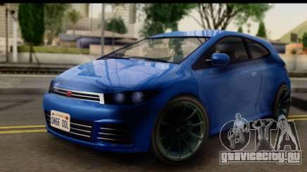GTA 5 Dinka Blista для GTA San Andreas