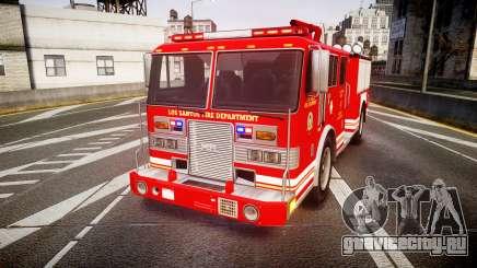 GTA V MTL Firetruck для GTA 4