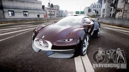 Citroen Survolt для GTA 4
