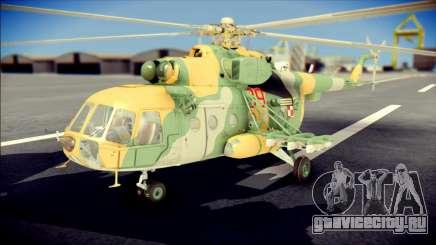 Mil Mi-8 Polish Air Force для GTA San Andreas