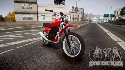 GTA V Dinka Enduro для GTA 4