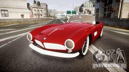 BMW 507 1959 Stock Hamann Shutt VX4 [RIV] для GTA 4